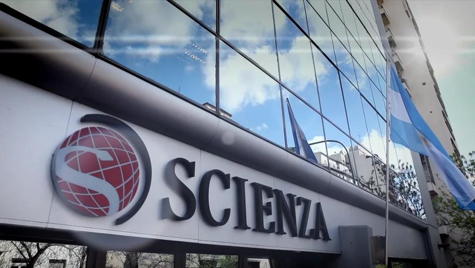 SCIENZA ARGENTINA Agencia: TRIP PUBLICIDAD