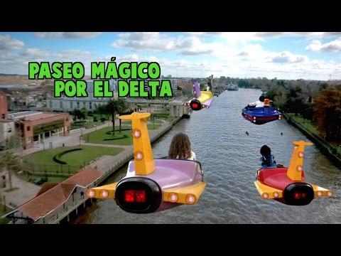 PASEO MÁGICO POR EL DELTA